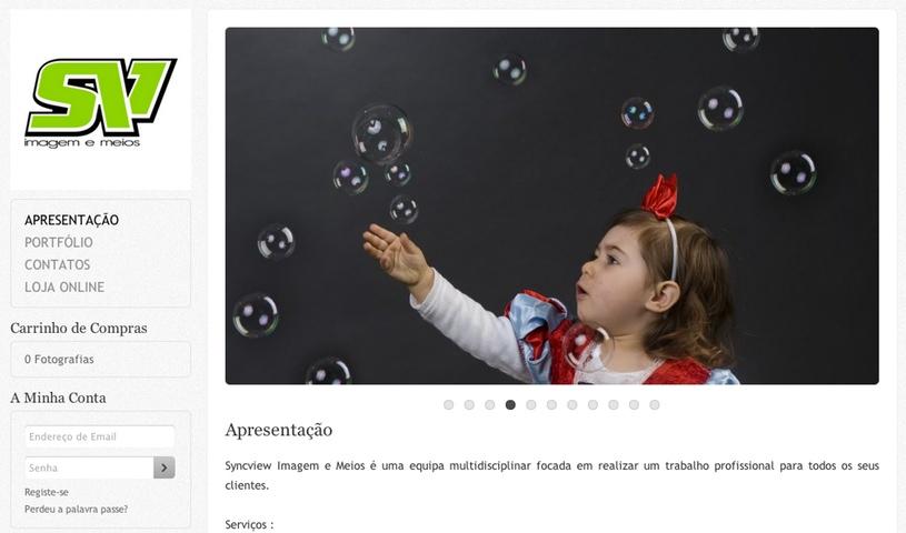 Syncview Imagem e Meios